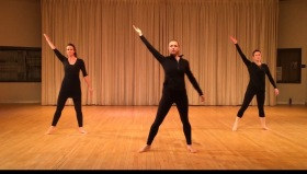 Bodies In Motion, Northern Michigan University Dance Concert 2015, 2016